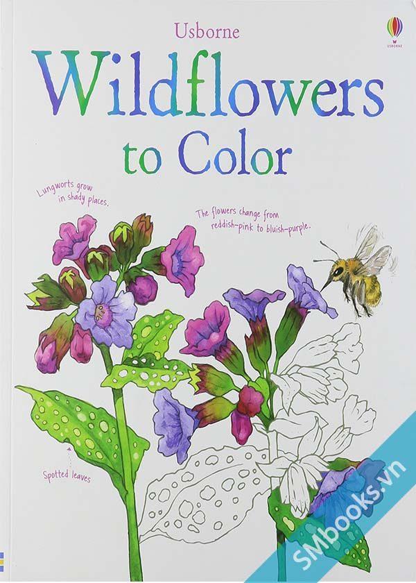 Wild flower -w